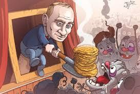«Голодные игры» по-крымски или зачем Путину похвала папуасов